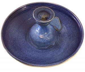 cat drinking bowl