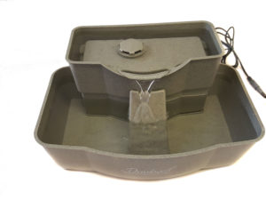 easy to clean cat fountain