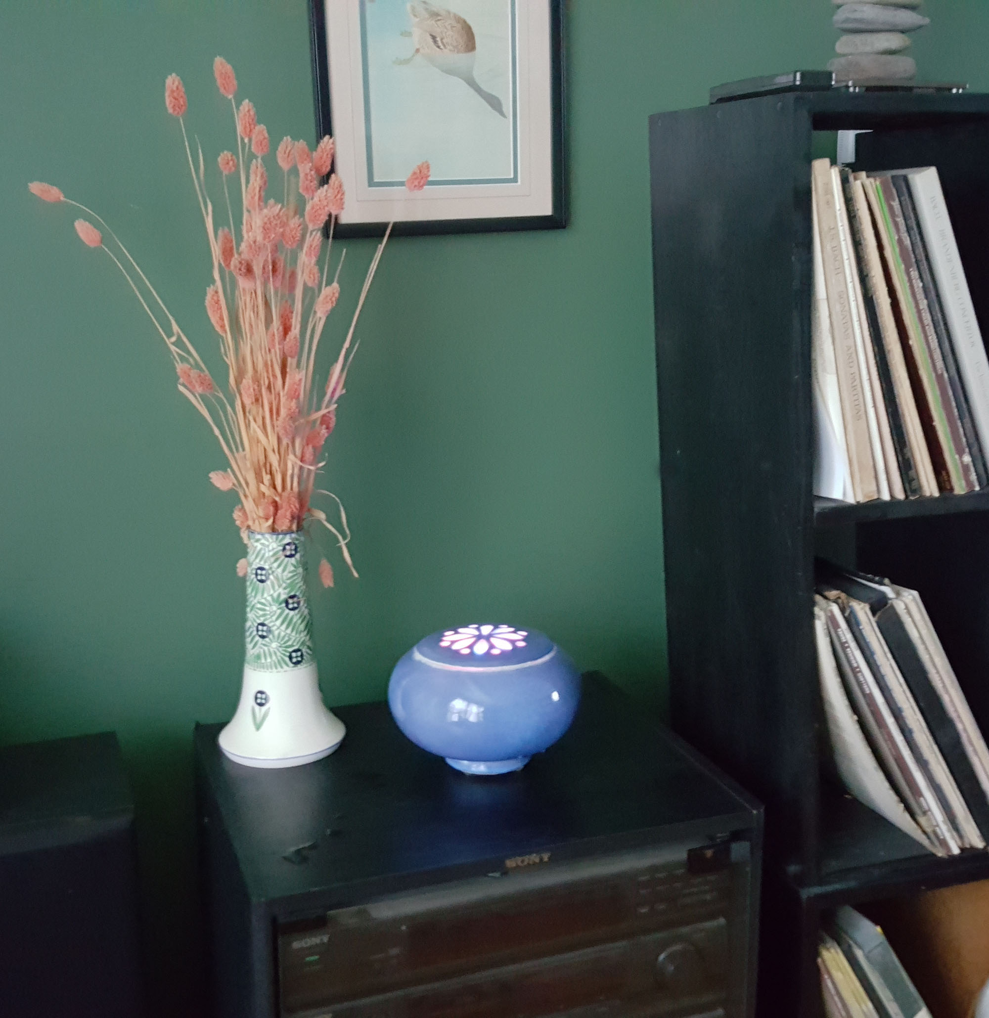 Essential Oil Dispersal & Aroma Therapy Fountains