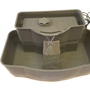 cat fountains made in US