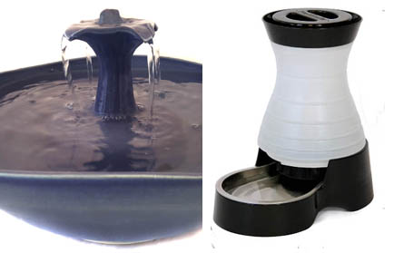 automatic cat water bowl