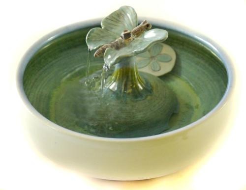 """Butterfly"" Stream Fountain - $230"
