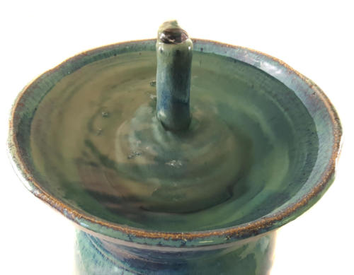 Rustic Fountain - Raised Bubble-up Image 3.