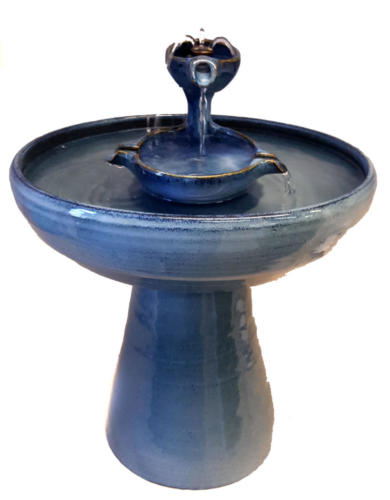 Garden Song Spray Fountain With Three Streams in four parts - Image 5