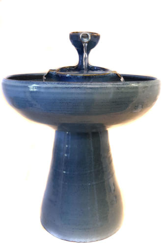 Garden Song Spray Fountain With Three Streams in four parts - Image 3