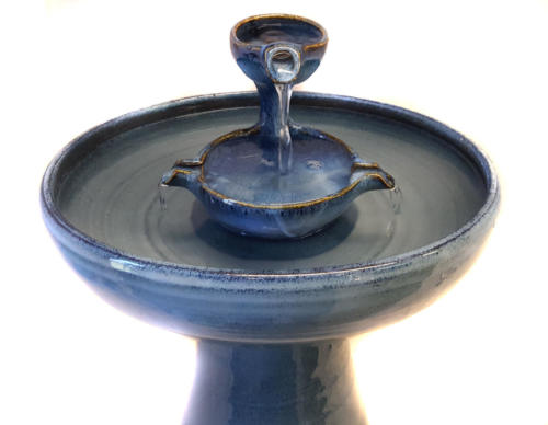 Garden Song Spray Fountain With Three Streams in four parts - Image 4
