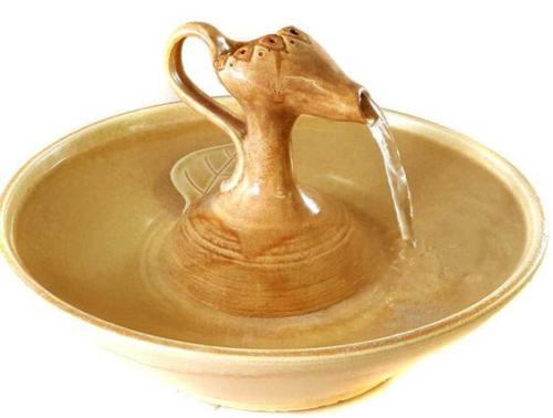 """""""Aladdin's Lamp"""" - Stream Fountain"""